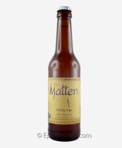 Biere-white-fox-matten