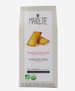Financier-marlette