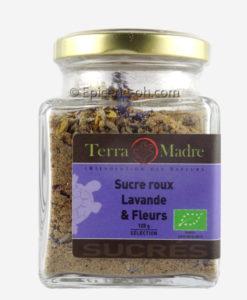 Sucre-roux-lavande-et-fleurs-terra-madre