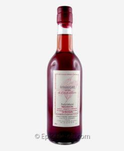Vinaigre de vin à l'échalote du dernier vinaigrier artisanal de France