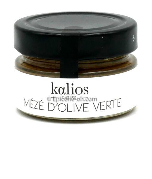 mézé d'olives