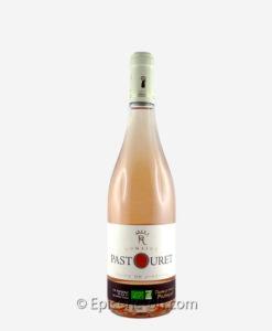 A savourez ce vin rosé bio AOC Costières de Nîmes du Domaine Pastouret