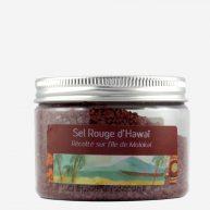 Le sel rouge d'Hawaï doit sa belle couleur à l'argile volcanique Alaea.