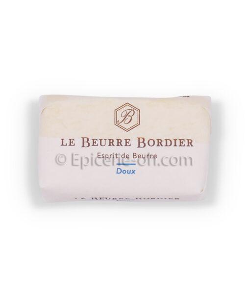 Beurre doux bordier