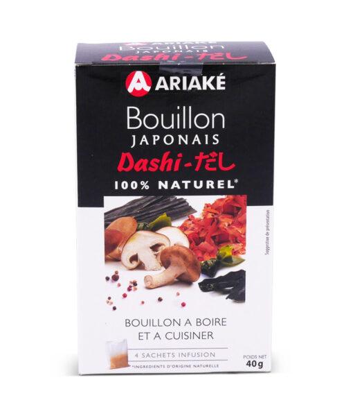 Bouillon dashi tel ariake