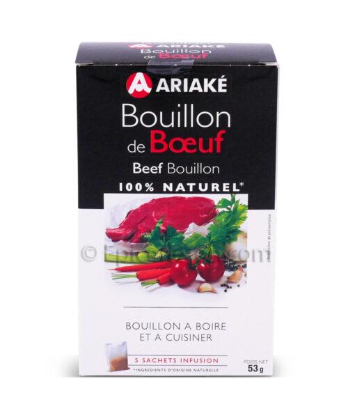 Bouillon de boeuf ariake