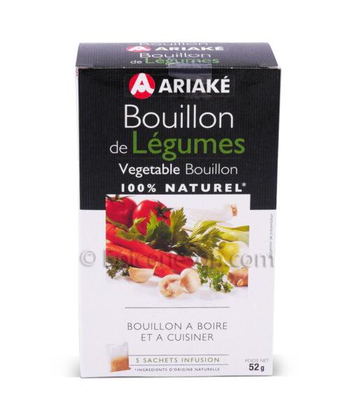 Bouillon de legumes ariake