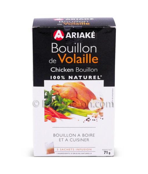 Bouillon de volaille ariake