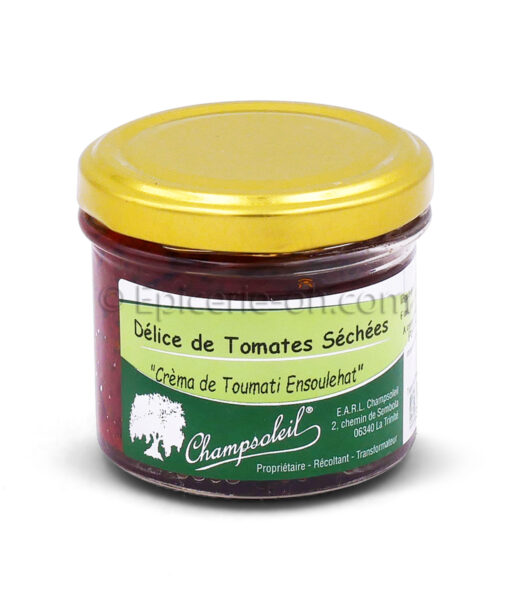 tomates séchées champsoleil