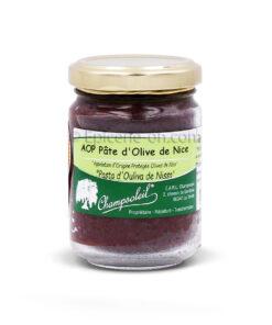 Pate d'olive aop champsoleil
