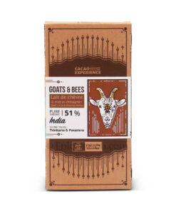 Goats and bees cacao experience