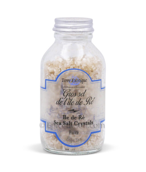 Gros sel ile de ré