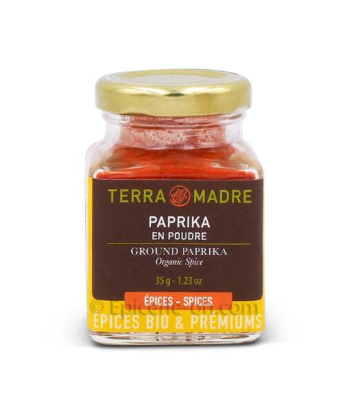 Paprika en poudre