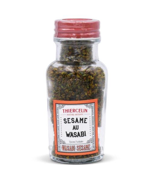 Sésame au wasabi