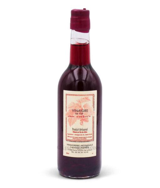 Vinaigre de vin au cassis