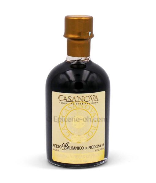Vinaigre balsamique de Modène 4 ans