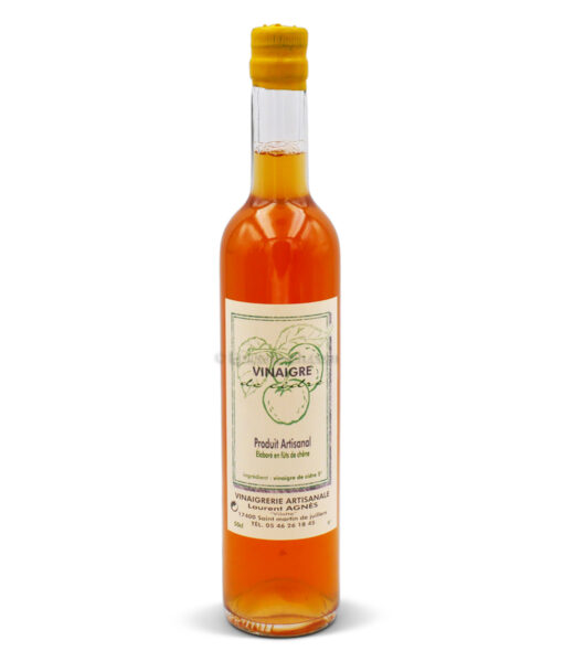 Vinaigre de cidre artisanal