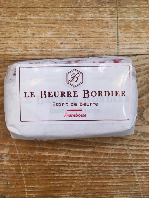 beurre framboise